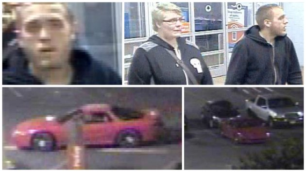 an-assailant-is-sought-after-an-armed-robbery-in-the-parking-lot-of-a-wal-mart-store-in-west-memphis