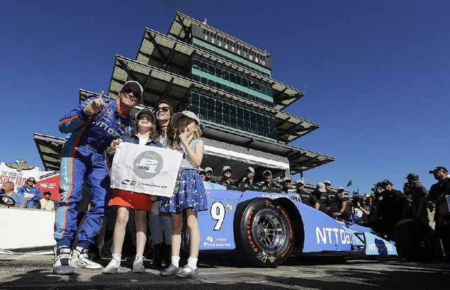 Indy begins new century with faster speeds, wide-open field