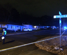 Scene of Nov. 22 shooting that killed 2-year-old girl in Little Rock
