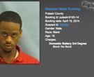 Larry Jackson, Deshaun Rushing arrests