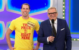 """Alexander Vogl of Fort Smith appears in a taping of """"The Price is Right,"""" which is set to air Monday."""