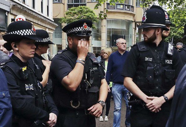 New arrests in Manchester amid extensive investigation into May 22 attack