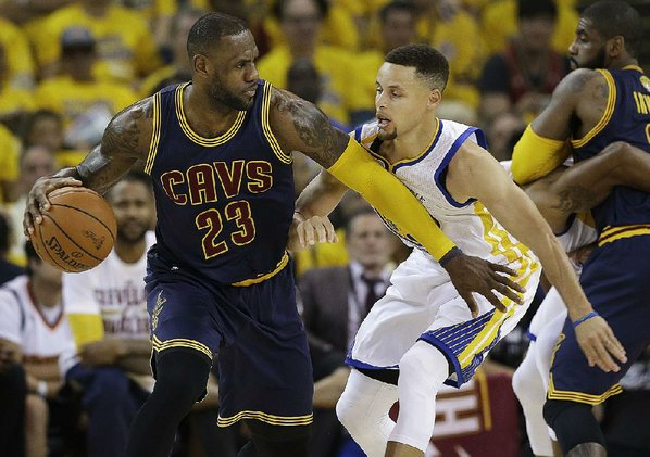 Predictions for Cavaliers-Warriors, round 3