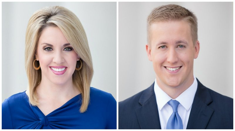 Little Rock TV anchors at KARK, KLRT leaving for out-of-state jobs