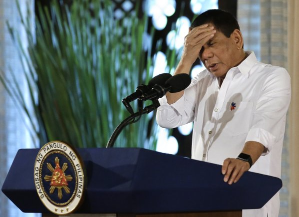Duterte to extremists: No talks even if you kill hostages
