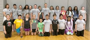 Bollwine's class finishes as sixth-grade runner-up Photo submitted Siloam Springs Intermediate School hosted its end-of-the-year Intramural Sports Festival on May 22. Each team participated in six sports — soccer, kickball, capture the flag, volleyball, dodge ball and basketball. Teresa Bollwine's class finished as sixth-grade runner-up.
