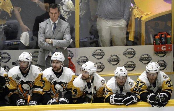 Penguins head home upbeat despite 0-fer in Nashville