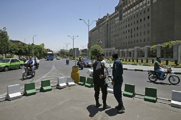Iran Arrests Two More Suspects Linked To Tehran Attacks