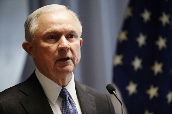 'Marked man' Attorney General Jeff Sessions abruptly cancels public testimony