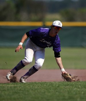 Lonoke infielder Casey Martin had 10 home runs, 13 doubles and batted .595 as the Jackrabbits made the Class 4A quarterfi nals. As a pitcher, Martin had a 5-1 record and struck out 29 in 222/3 innings.
