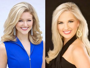 Ashton Yarbrough and Megan McAfee of Gravette are both contestants in the Miss Arkansas pageant, underway this week.