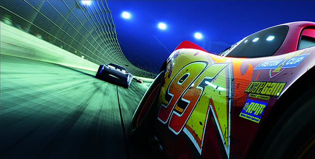 no-95-lightning-mcqueen-voice-of-owen-wilson-confronts-his-mortality-and-a-young-faster-rival-jackson-storm-armie-hammer-in-cars-3-only-the-second-series-of-pixar-films-after-toy-story-to-spawn-two-sequels