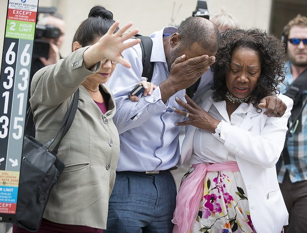 family-and-friends-of-valerie-castile-and-philando-castile-walked-out-of-the-courthouse-after-jeronimo-yanez-was-found-not-guilty-on-all-counts-in-the-shooting-death-of-philando-castile-friday-june-16-2017-in-st-paul-st-paul-minn-elizabeth-floresstar-tribune-via-ap