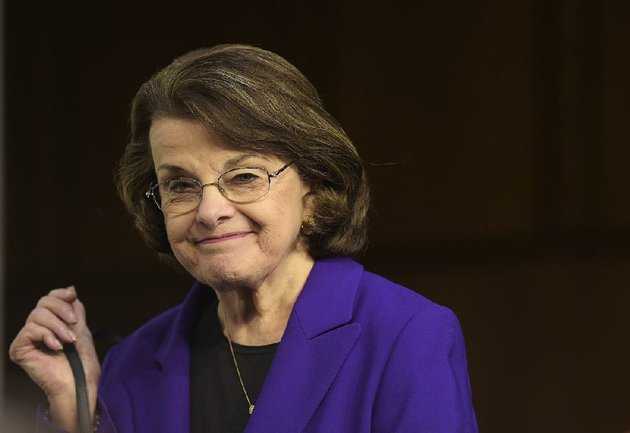 in-this-march-22-2017-file-photo-senate-judiciary-committees-ranking-member-sen-dianne-feinstein-d-calif-returns-on-capitol-hill-in-washington-dc-to-hear-testimony-from-supreme-court-justice-nominee-neil-gorsuch-feinstein-who-turns-84-june-22-2017-is-showing-no-signs-of-slowing-down-and-is-raising-lots-of-campaign-money-even-if-she-hasnt-declared-her-intention-to-run-again-in-2018