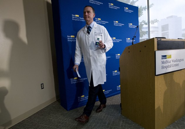 medstar-washington-hospital-center-director-of-trauma-dr-jack-sava-leaves-a-news-conference-in-washington-friday-june-16-2017-about-the-condition-of-house-majority-whip-steve-scalise-of-la-who-was-shot-in-alexandria-va-wednesday-june-14-2017-during-a-congressional-baseball-practice