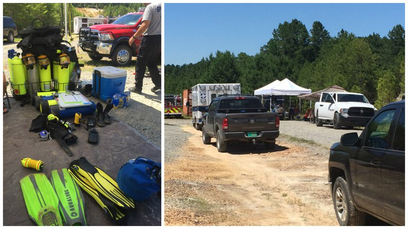 Teenager's body pulled from central Arkansas swimming hole