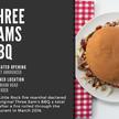 Three Sams BBQ Little Rock