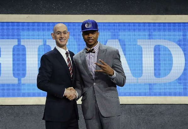 It's time for No. 1 pick Fultz to turn 76ers into winners