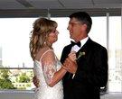Julie Chapman and Kelley Joe Linck wedding