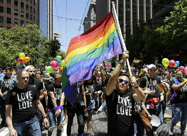Gay pride parades commemorate riots