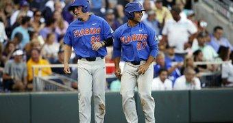 Florida designated hitter ...