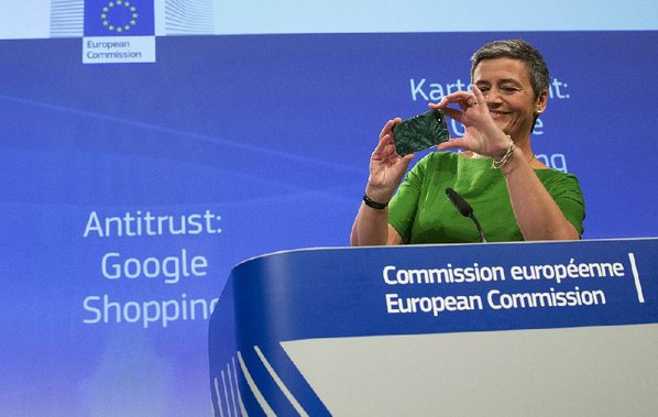 How Europe's $2.7bn Google antitrust fine could impact the internet economy