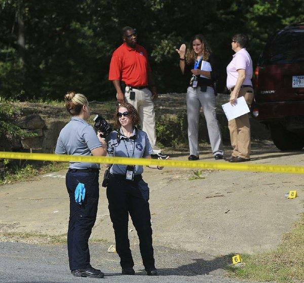 Boy, 7, Hit In Arm In Little Rock Drive-by Shooting
