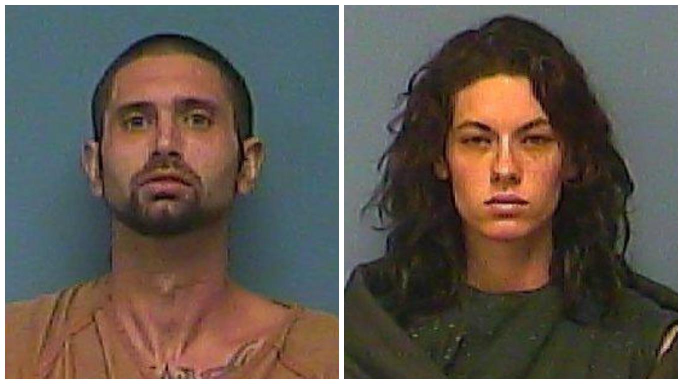 Jonathan Daniel Welborn, 30, and Brittany Nichole Hairston ...