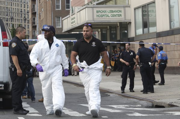 Bronx-Lebanon Hospital copes with aftermath of shooting