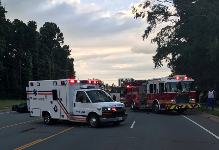 Fatality reported in traffic crash in southwest Little Rock