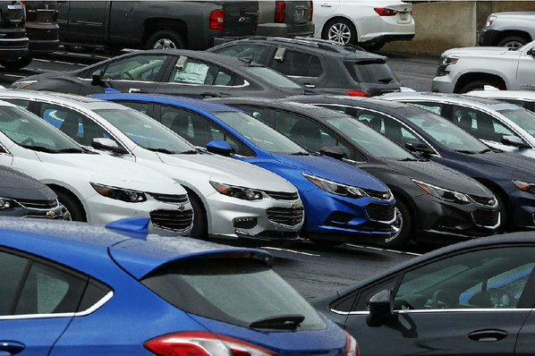 General Motors Company (GM) June Sales Fall 5% As Inventories Surge
