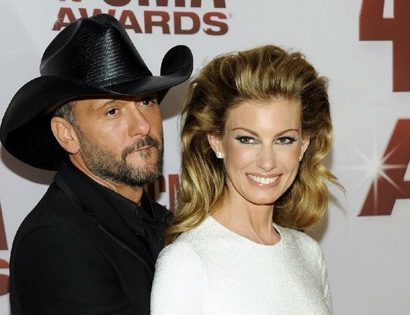 Tim McGraw, Faith Hill concert in North Little Rock canceled, venue says