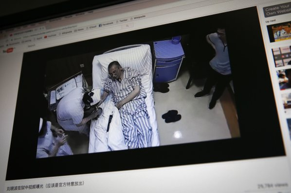 China invites American, German cancer experts to treat Nobel laureate Liu Xiaobo