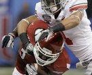 SEC 25: Arkansas loses to Ohio State in Sugar Bowl