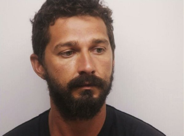 Shia LaBeouf arrested for public drunkenness in Georgia