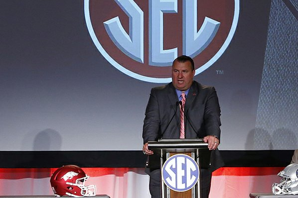 SECMD17: Bret Bielema talks new season, new baby