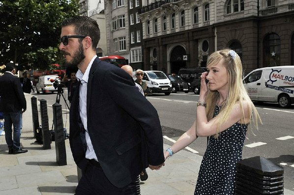 8 things to know about 11-month-old Charlie Gard's case