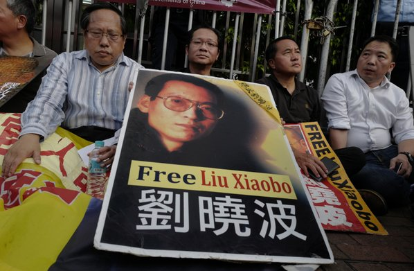 China still won't allow its dying Nobel laureate to leave the country