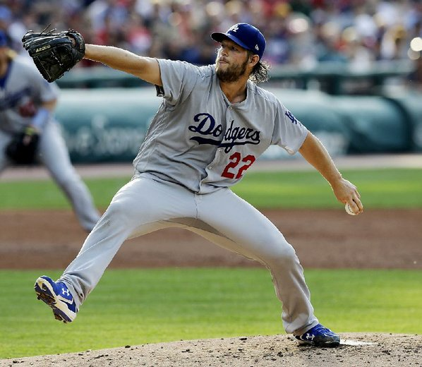 Path to the World Series goes through Kershaw — Los Angeles Dodgers