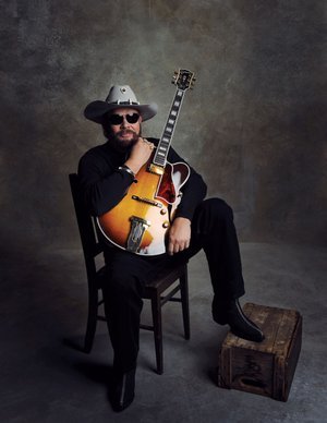Courtesy Photo Country music legend Hank Williams Jr. returns to Arkansas on Saturday for a show at the Walmart Arkansas Music Pavilion. Doors open at 6 p.m.