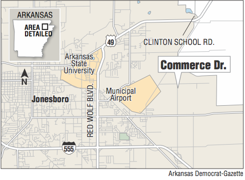 Agency seeks 5-lane bypass for Jonesboro