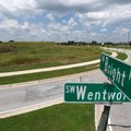 The Bentonville School Board on Monday approved selling 40 acres the School District owns at the cor...