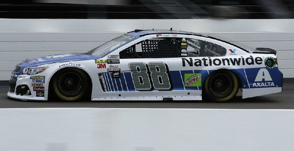 Dale Earnhardt Jr.'s Wife Says Clash Not Worth the Risk
