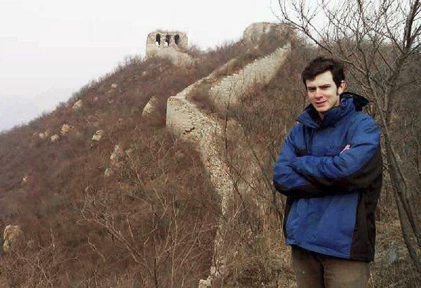 Senator says detained student freed in China — APNewsBreak