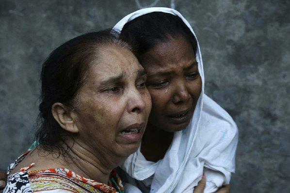 Blast kills 25 in Pakistan's Lahore