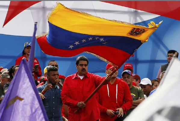 As Venezuelans Strike, US Announces Sanctions Against Maduro