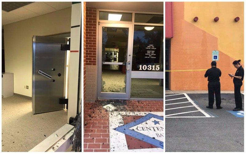 Apart Design Bank.Blocks Apart Break Ins At Little Rock Bank 2 Restaurants Likely