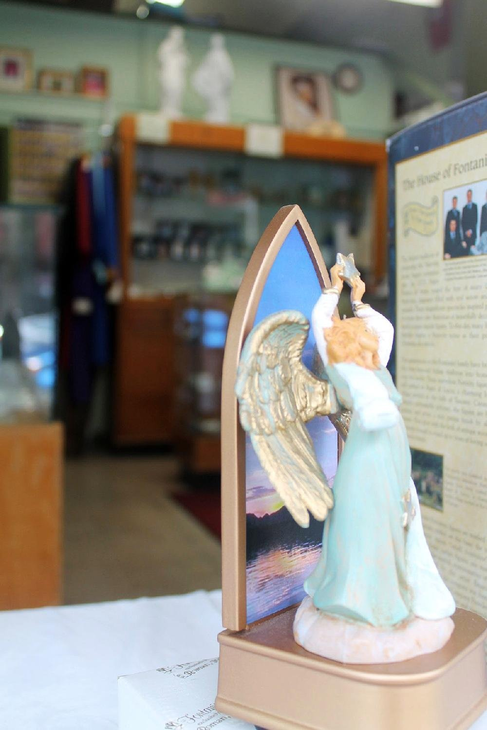 End of an era: Little Rock store selling Catholic gifts