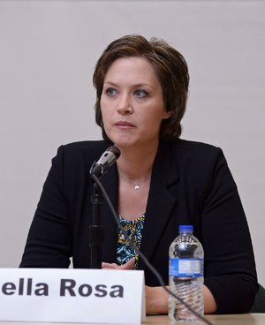 Rep. Jana Della Rosa, R-Rogers, is shown in this file photo.