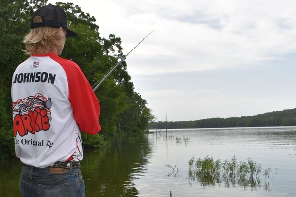 Bass fishing video not the norm sports prep angler reels for Bass fishing scholarships